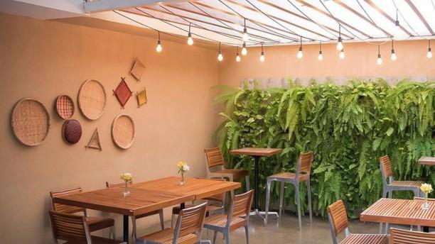 Rio Bahia Restaurante Bar Sala
