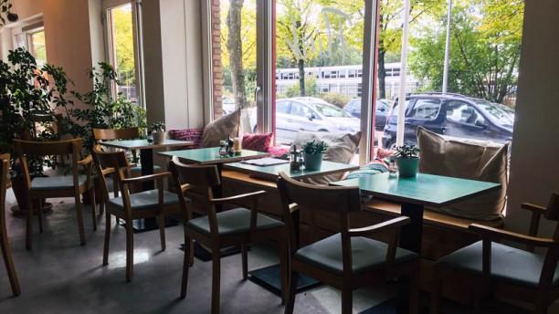 Flink-In Het restaurant