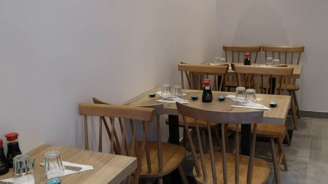 Sushi Muraguchi - Restaurant - Paris
