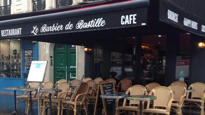 Le Barbier de Bastille - Restaurant - Paris