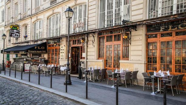 Brasserie Flo Paris Terrasse