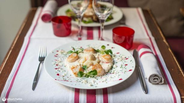Restaurant Afaria Paris