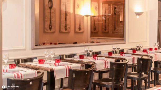 Restaurant afaria paris 75015 vaugirard menu avis for Resto lasalle