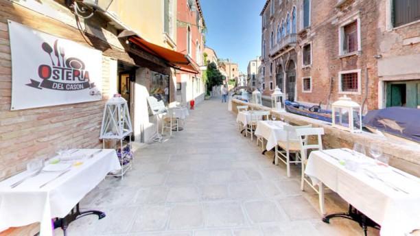 Osteria del cason a venezia menu prezzi immagini for Ristorante amo venezia prezzi
