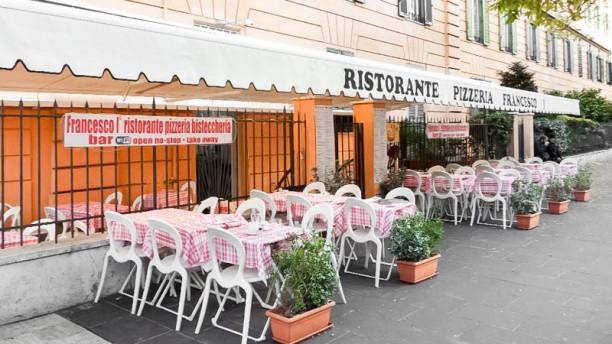 Francesco Primo terrazza