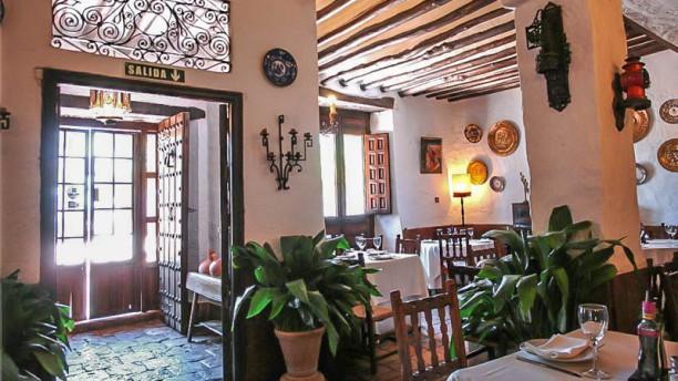 Caserío de San Benito Vista sala