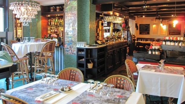 Chez Yvette Salle du restaurant