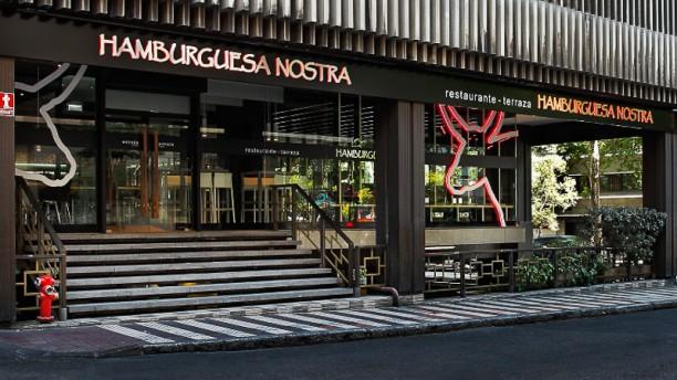 Hamburguesa Nostra - Majadahonda Vista terraza