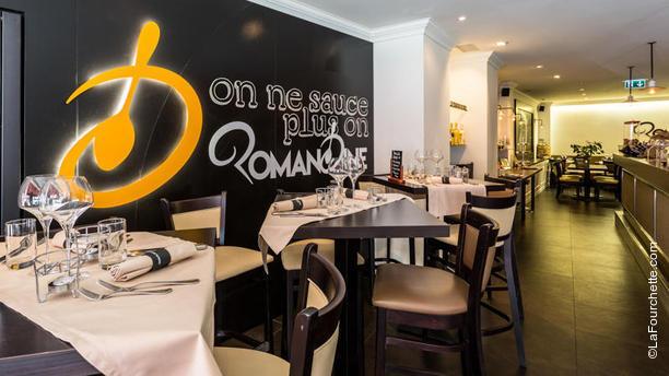 Romandine Salle du restaurant
