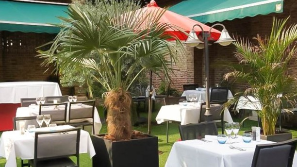 Jardin van gogh in brussels restaurant reviews menu and for Bd du jardin botanique 50 1000 bruxelles