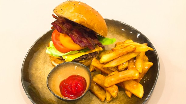 Pop Up Burger Suggestion de plat
