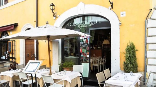 Casa Coppelle La terrazza