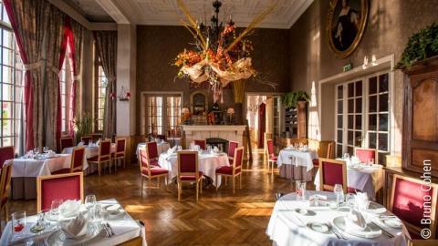 restaurant - Château de La Tour - Gouvieux