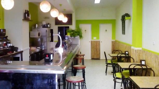 Sacio Bar vista de la sala