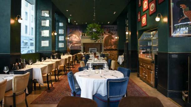 Pulley Restaurant & Club Ristorante al piano inferiore
