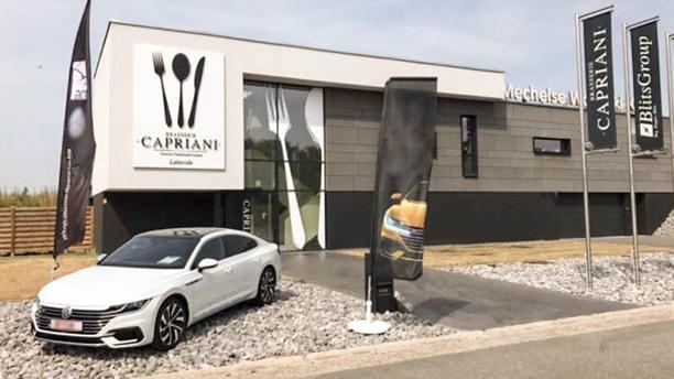 Brasserie Il Capriani Mechelen Entrée