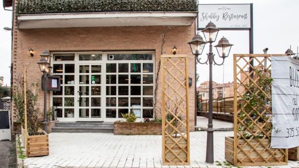 Shabby Restaurant Esterno