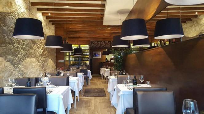 Mezzaluna ristorante continentale a Vila do Conde in Portogallo