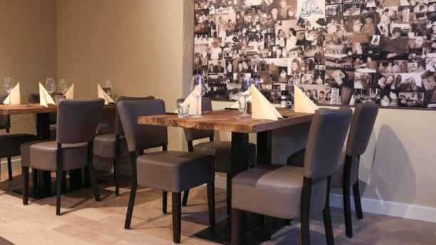 Banja Gastvrij Genieten restaurant