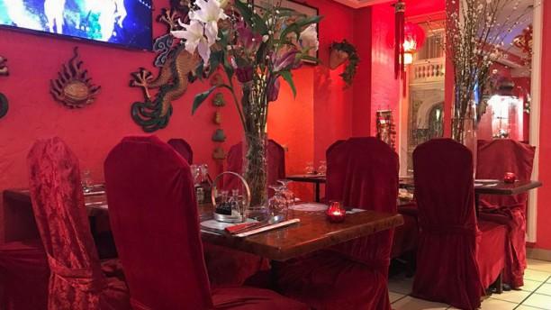 China Park Salle du restaurant