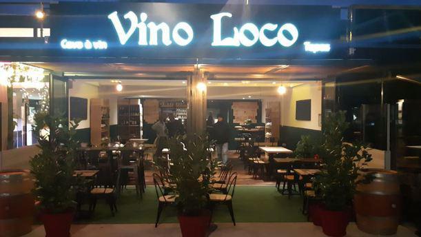 Le Flamant Rose Vino loco
