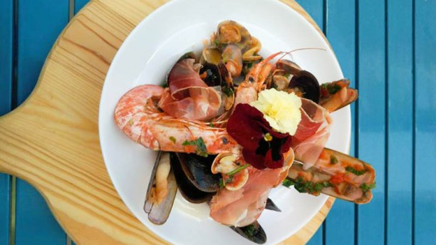 Regina's al Mar Sugerencia del chef