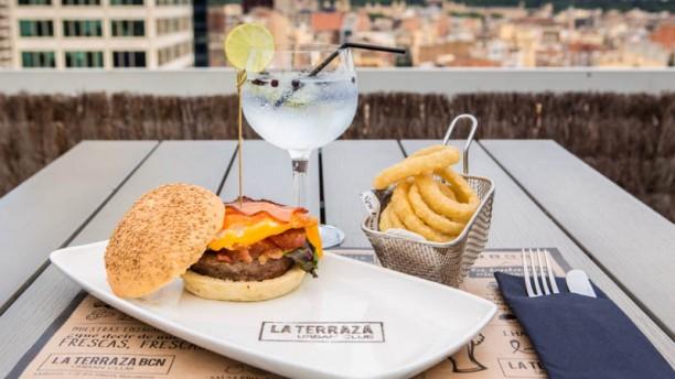 La Terraza Bcn Urban Club Hotel Expo Barcelona In