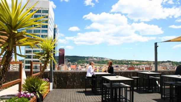 La terraza bcn urban club hotel expo barcelona for La terraza barcelona