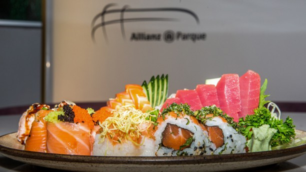 Nagairô Sushi - Allianz Parque Prato