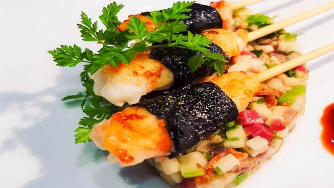 Suggestion du Chef - Sapio, Nantes
