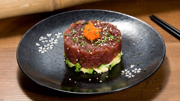 SushiOlé Silvela Sugerencia del chef