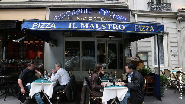 Restaurant il maestro paris 16 me ternes porte maillot menu avis prix et r servation - Restaurant charly porte maillot ...