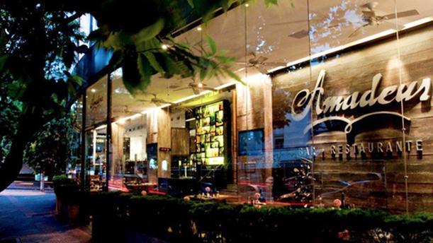 Restaurante Amadeus en Belo Horizonte