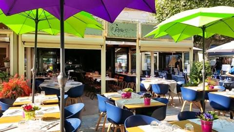 restaurant - Le Repair - Cavalière