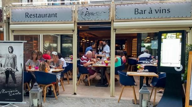 Le repair restaurant quai gabriel p ri 83980 le lavandou adresse horaire - Restaurant le lavandou port ...