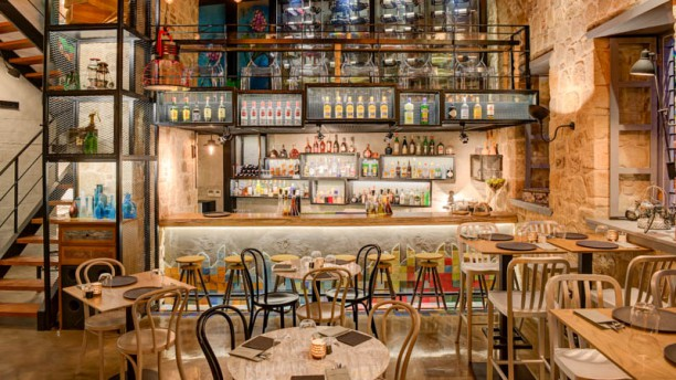 Pio Gastro Bistro Dining room