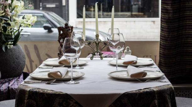 The Raffles Het restaurant
