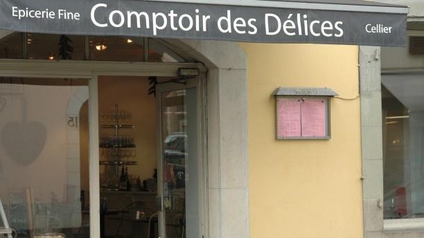 Le Comptoir d'Edouard Devanture