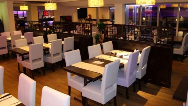 Chinees Indisch Restaurant Lotus Het restaurant