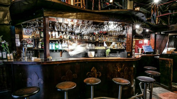 Piratininga Bar - Inativo Vista do interior