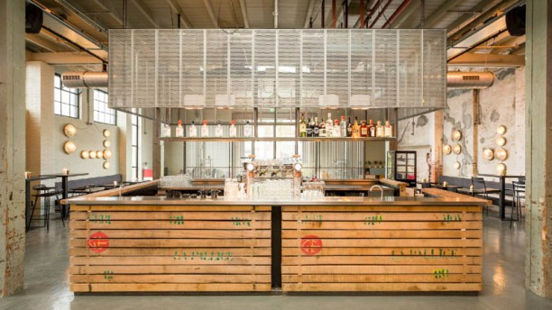 De Zagerij Utrecht Het restaurant