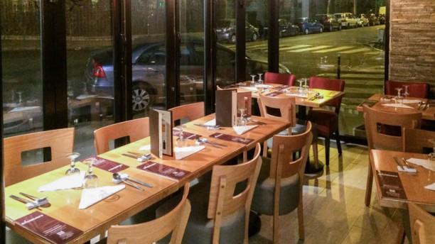 Bibimbaps -Peireire Salon du restaurant