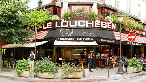 Menu Restaurant Louchebem