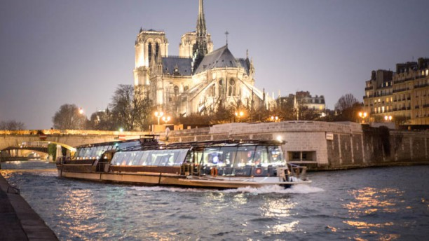 Bateaux Parisiens In Paris Restaurant Reviews Menu And
