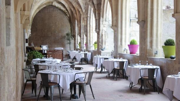Brasserie Le Chauffoir du Couvent Royal Saint-Maximin Terrasse