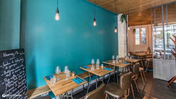 Mokko Salle du restaurant