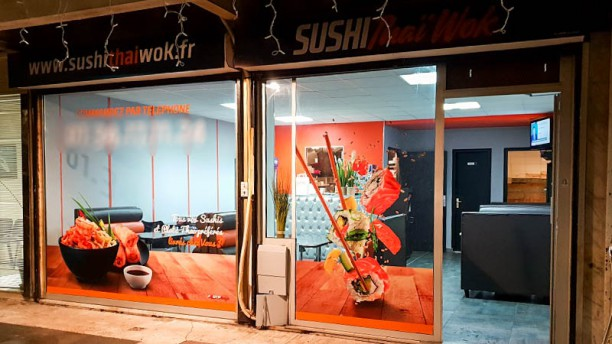 Sushi Thai Wok Entrée