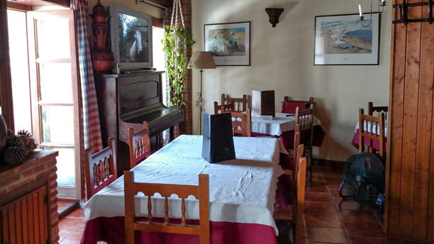 Pepe Martin Sala del restaurante