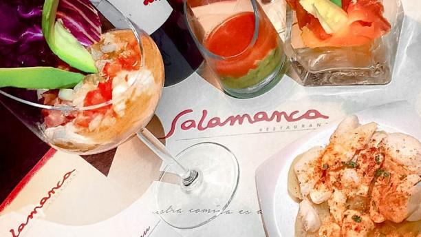 Salamanca cocktail e piatti misti