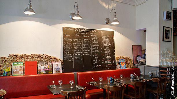 Restaurant la balan oire in paris review price and booking for Restaurant le miroir paris 18